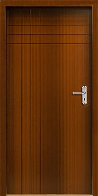 Deluxe Red Door