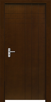 Premium Door (EW-401-Walnut)