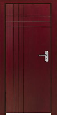 Premium Door (EW-301-Rose)