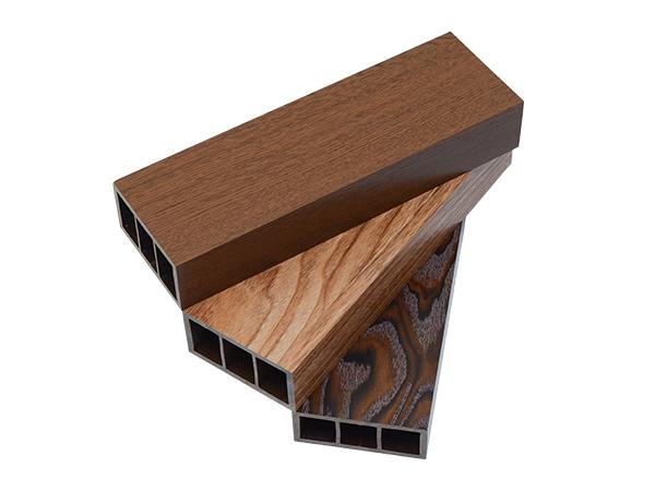 glaze timber tube up